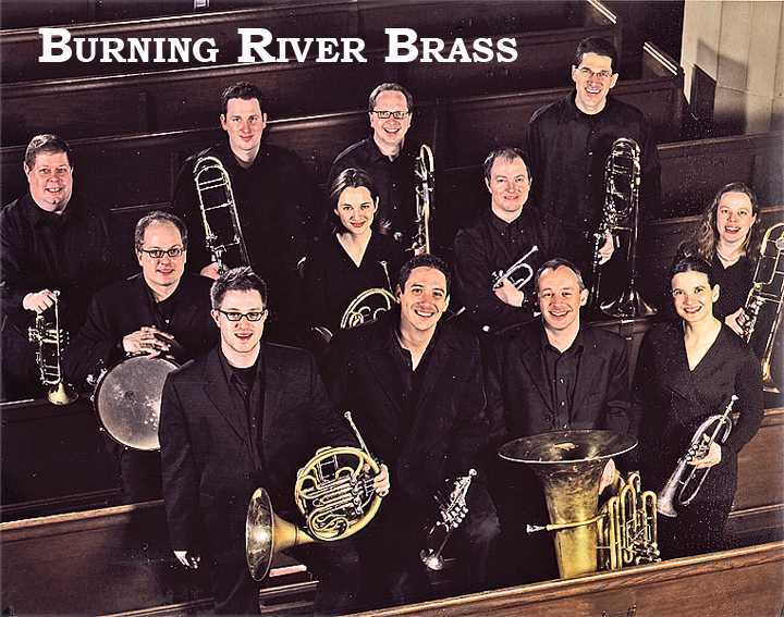 Burning River Brass