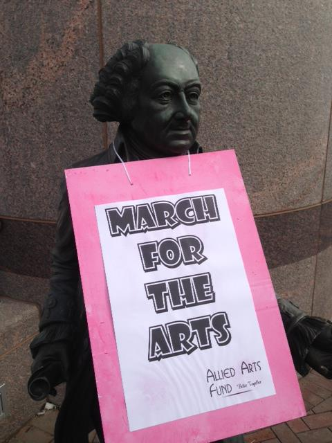 March for the Arts.2