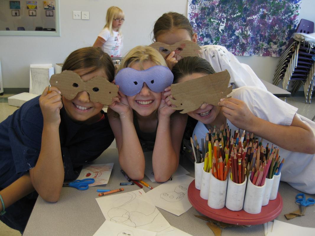 RCAC art class