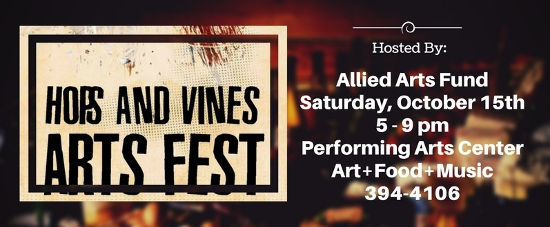 Hops and Vines Arts Fest
