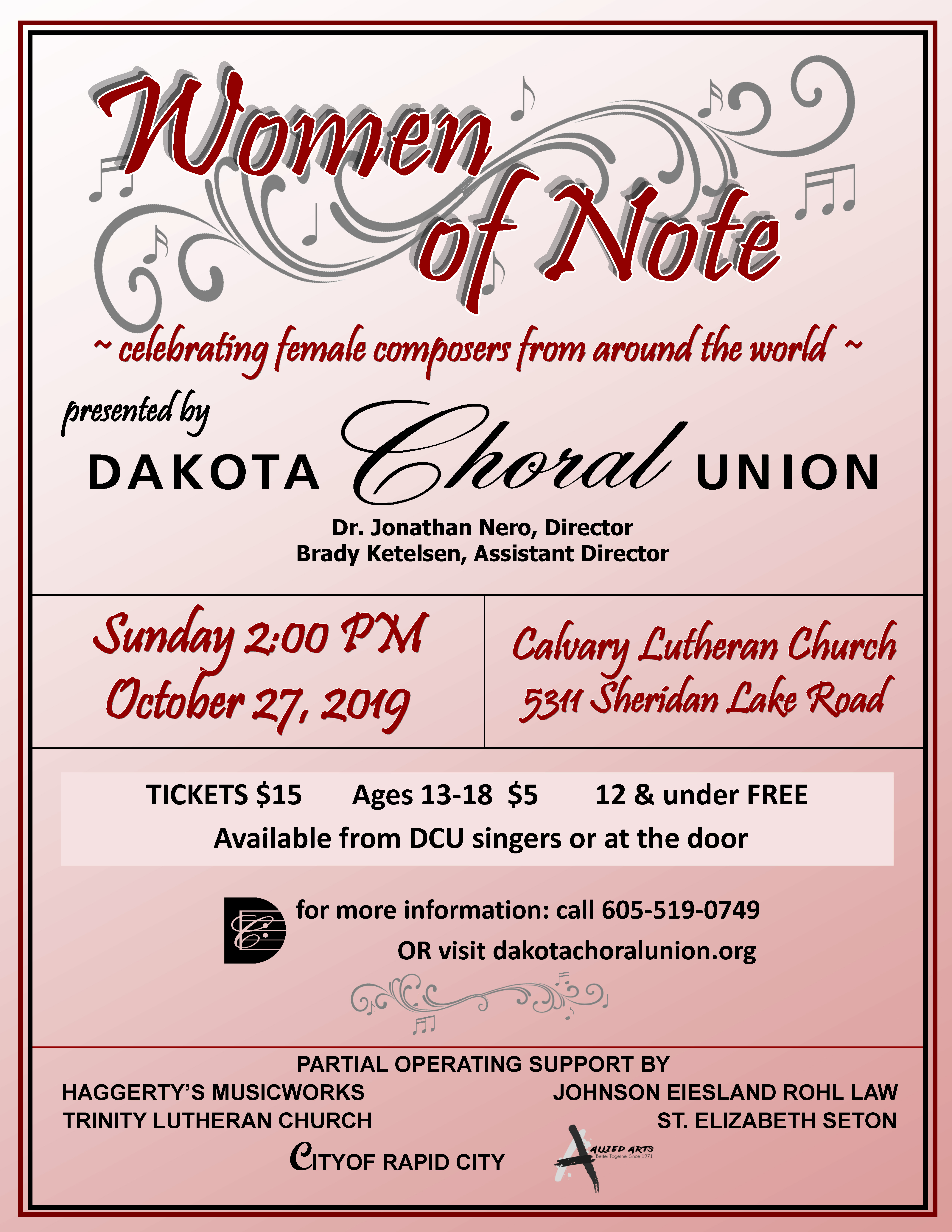 Dakota Choral Union